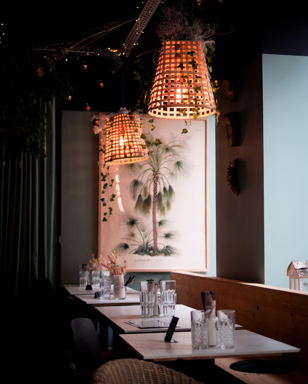 Le Lichen Bordeaux - Un restaurant, café chaleureux Bordeaux centre